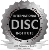 DISC silver certification